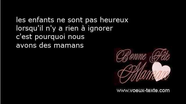 Citation Comique Fete Des Meres Et Poeme Humoristique Fetes De Mamies