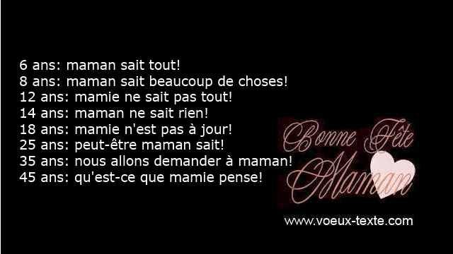 Citation Comique Fête Des Mères Et Poème Humoristique Fêtes