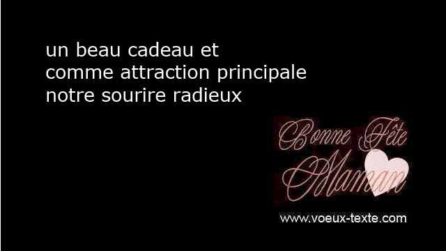 citations courtes jour maman