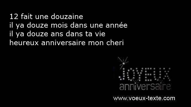 citation anniversaire fillette
