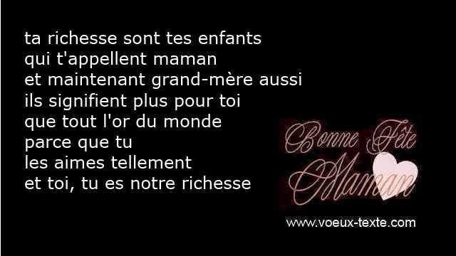 Poèmes Fête Des Grand Mères Et Citations Mamies Jour Maman
